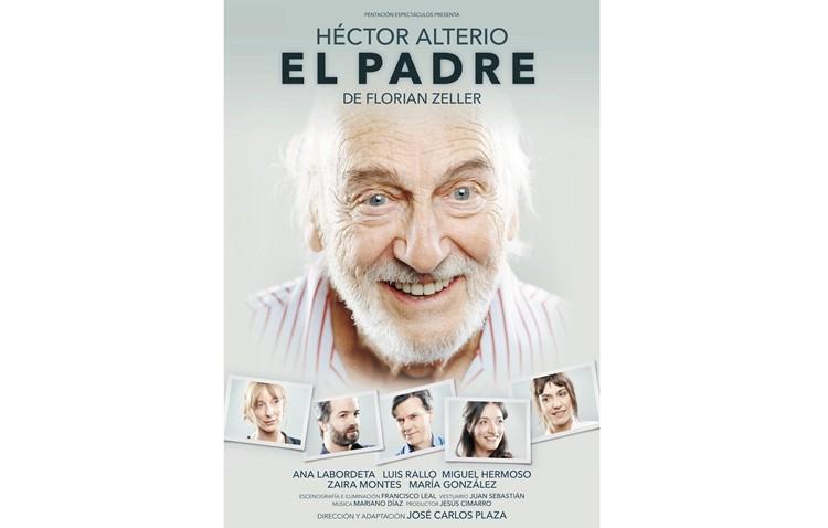 Noche de teatro en Utrera con Héctor Alterio
