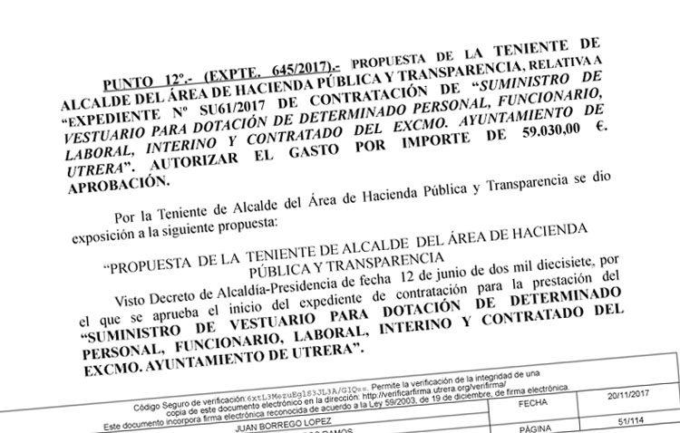 La denuncia de UGT obliga al gobierno local a cumplir el convenio colectivo