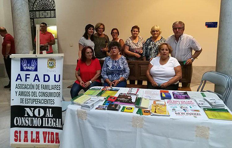 Afadu organiza una jornada de prevención e intervención en adicciones