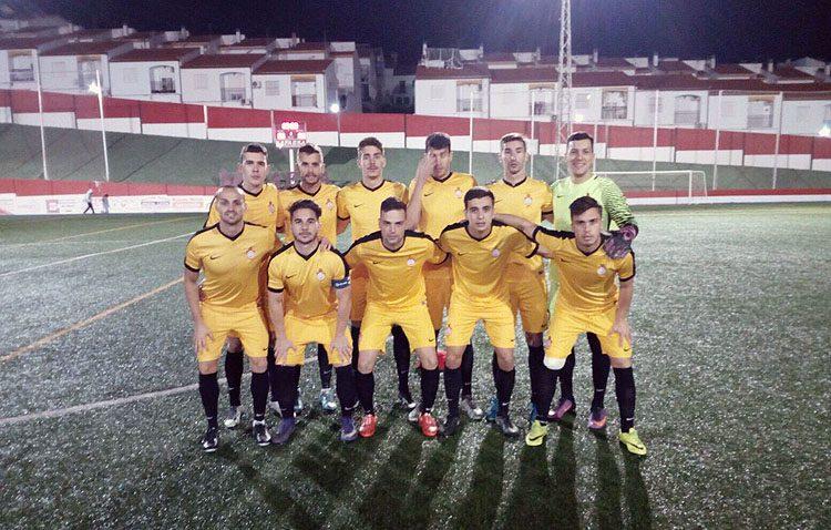 ESPELEÑO ATLÉTICO 1 – 1 C.D. UTRERA: Domingo consigue el empate en los últimos minutos