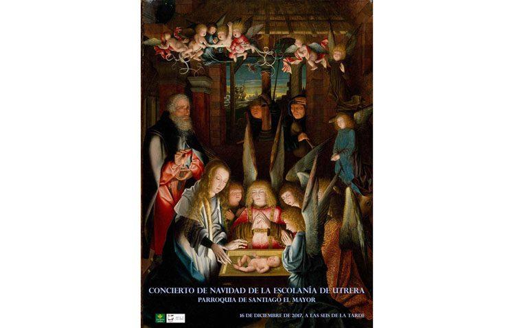 La Escolanía de Utrera ofrecerá un concierto de Navidad en la parroquia de Santiago