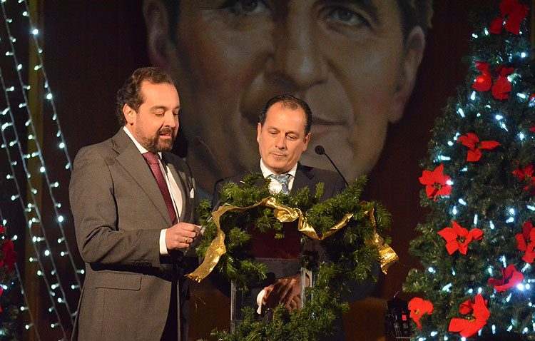 Un musical pregón de Navidad en la Casa salesiana de Utrera (IMÁGENES Y AUDIO)