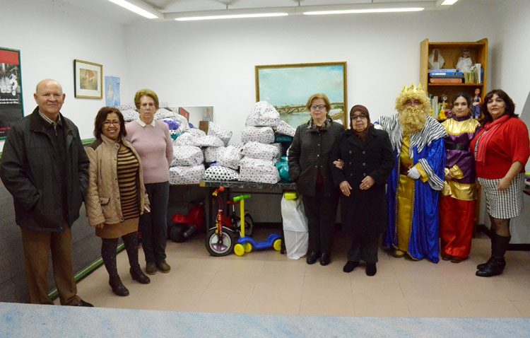 COPE Utrera pone en marcha un año más la campaña solidaria «Un juguete para todos»