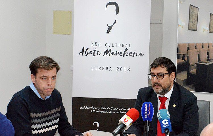 El PA desvela que el comisario del año del Abate Marchena cobró más de 5.000 euros antes de su contrato y que el aniversario eleva su gasto a 400.000 euros