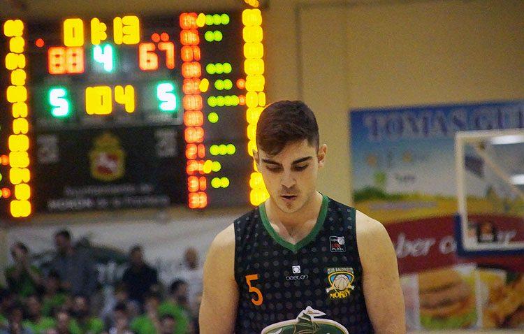 Alejandro Fierro se convierte en nuevo jugador del Club Baloncesto Utrera