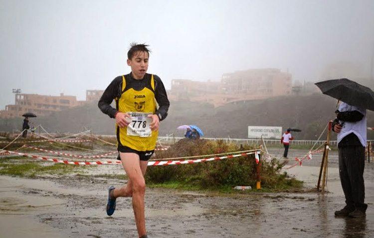 El Club Utrerano de Atletismo participa en el campeonato de Andalucía de campo a través