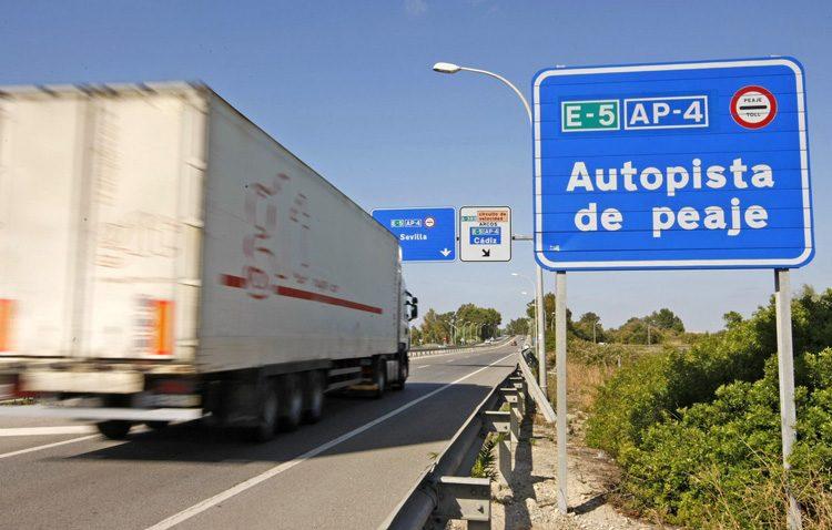 Las Juventudes Socialistas de Utrera se suman a la campaña para pedir el fin del peaje en la autopista AP-4