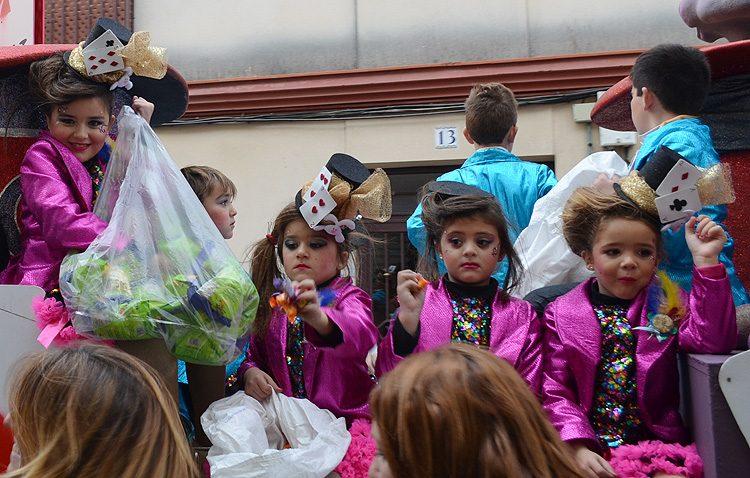 Últimas plazas disponibles para las carrozas infantiles de la cabalgata de los Reyes Magos