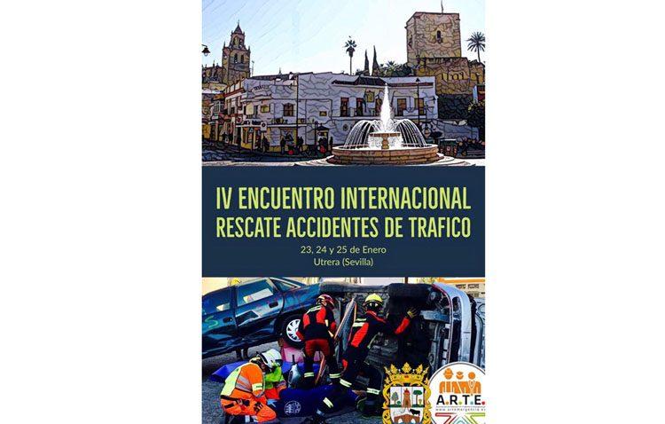 Utrera acoge el encuentro internacional de rescate en accidentes de tráfico