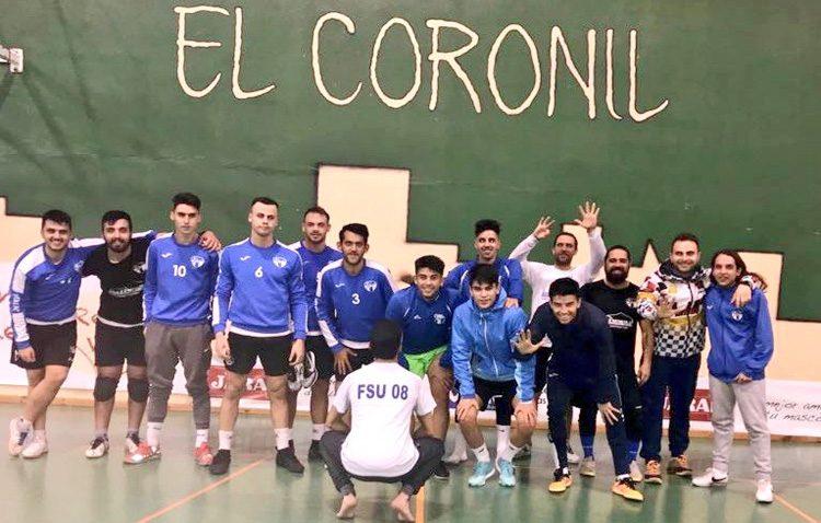 Las goteras del pabellón de Vistalegre obligan al Fútbol Sala Utrera 08 a emigrar a El Coronil