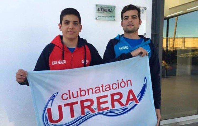 El nadador Juan Araujo presente en el campeonato de promesas paralímpicas