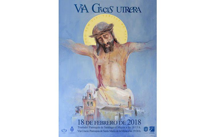 El Cristo de la Buena Muerte protagoniza este domingo el vía crucis anual del Consejo de Hermandades