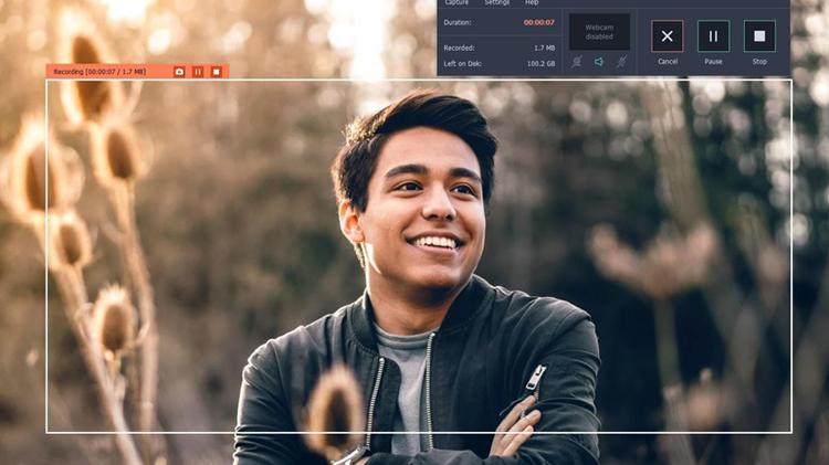 ¿Cómo capturar vídeo de una webcam?