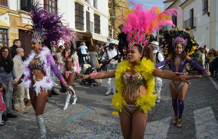 Utrera disfruta un año más de su carnaval (IMÁGENES)