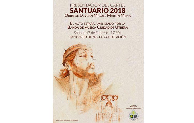 Presentación del cartel «Santuario» y concierto de la banda «Ciudad de Utrera»