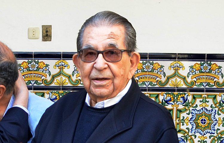 Fallece el sacerdote salesiano Jesús Borrego