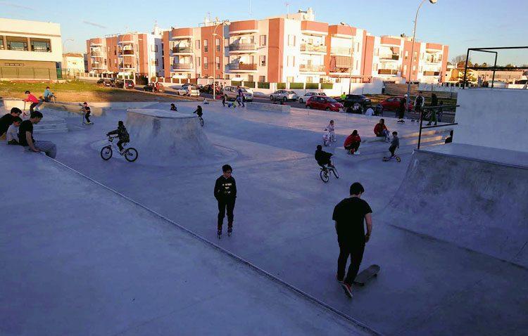 La nueva pista de patinaje de La Coduva llevará el nombre de Ignacio Echeverría, el español asesinado en Londres
