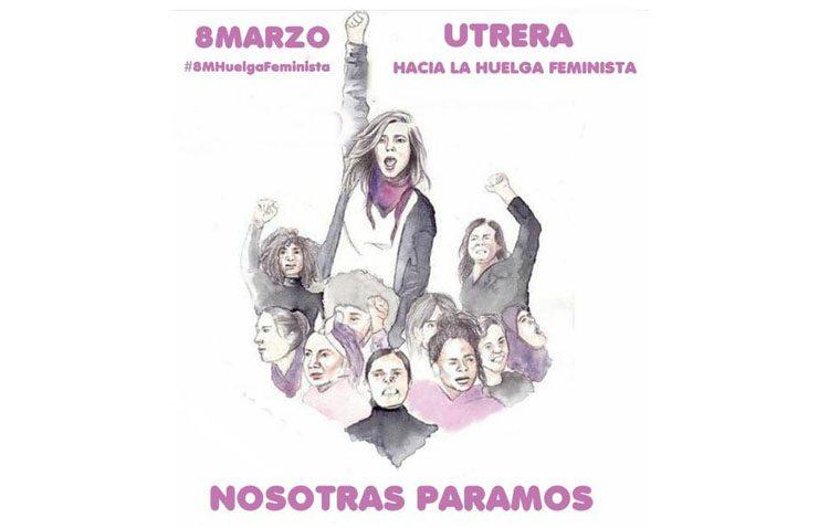 Podemos insta al Ayuntamiento de Utrera a garantizar el derecho a participar en la huelga feminista del 8 de marzo