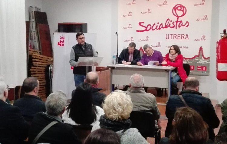 El PSOE celebra una asamblea para aprobar su plan de trabajo anual