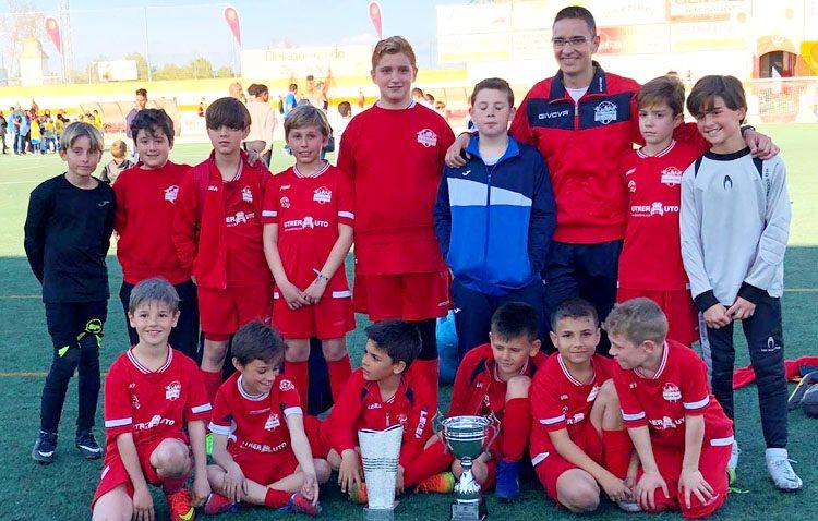 360 jóvenes participan en los XXIII Mundialitos Danone Nations Cup celebrados en Utrera