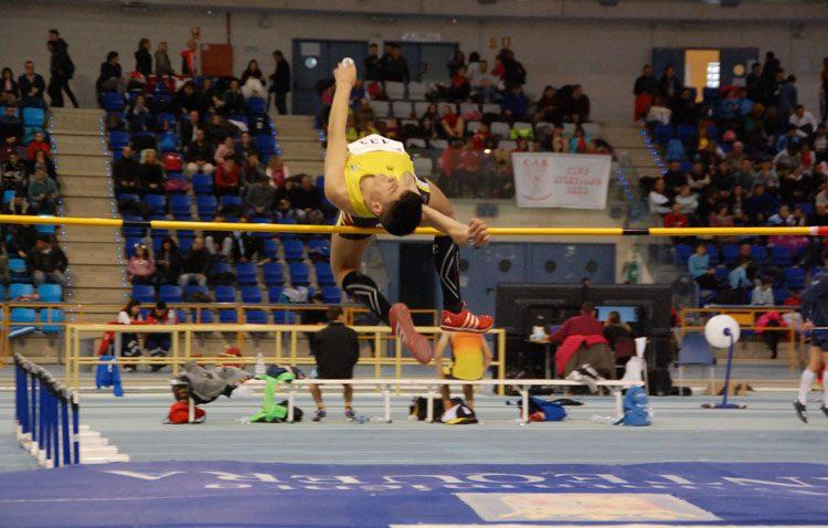 El Club Utrerano de Atletismo participa en varias pruebas en el campeonato de Andalucía