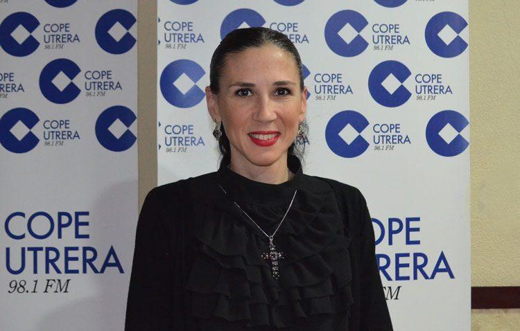 Ana Consolación García Segovia, la voz que mejor reza de la Semana Santa de Utrera