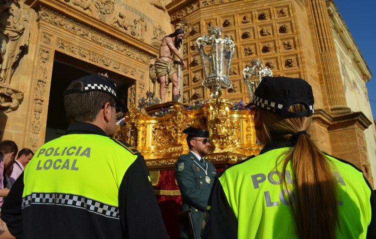 Dos centenares de personas velarán por la seguridad de Utrera durante la Semana Santa