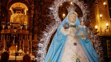La Virgen de Consolación catalana vuelve a Utrera