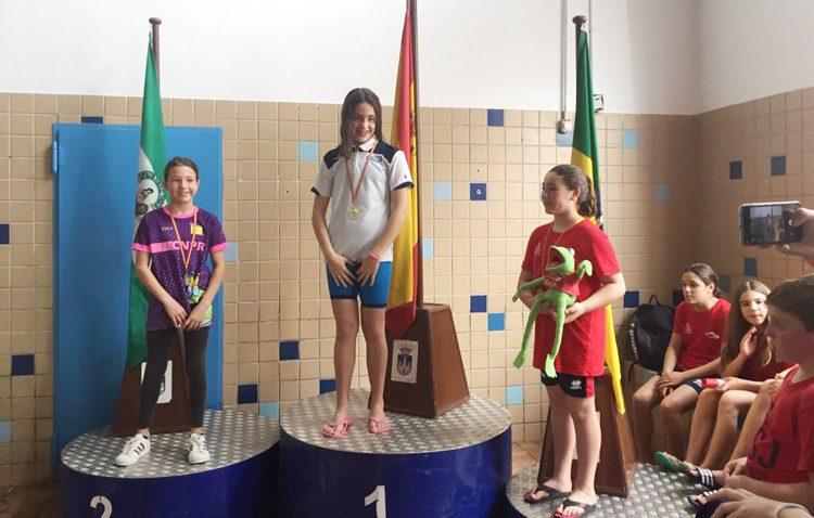 Séptima posición para el Club Natación Utrera en el trofeo «Ciudad de El Puerto»
