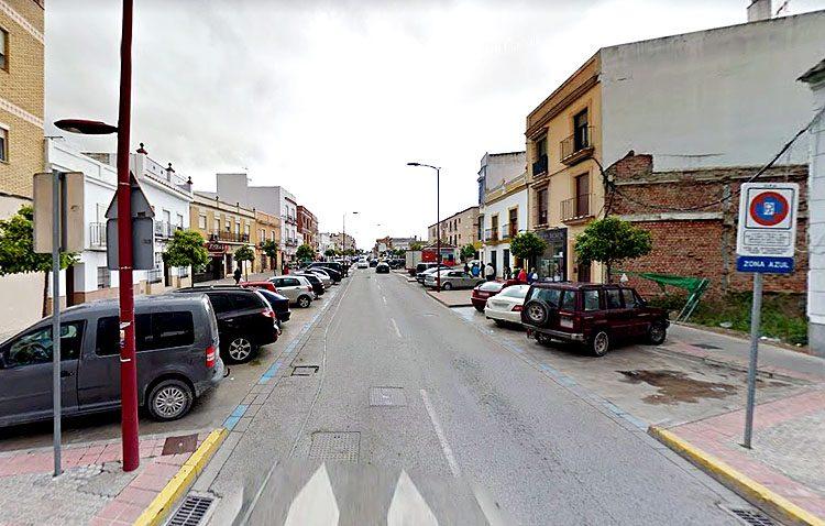 La calle Molares dejará de estar regulada por la zona azul