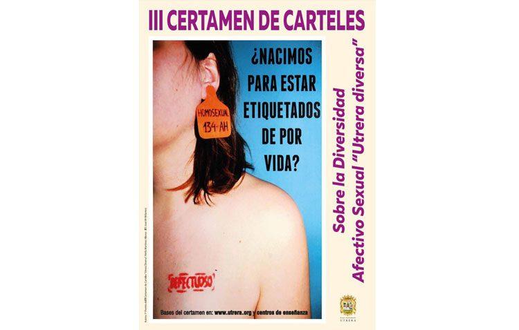 Un concurso juvenil de carteles para luchar contra la homofobia y la transfobia
