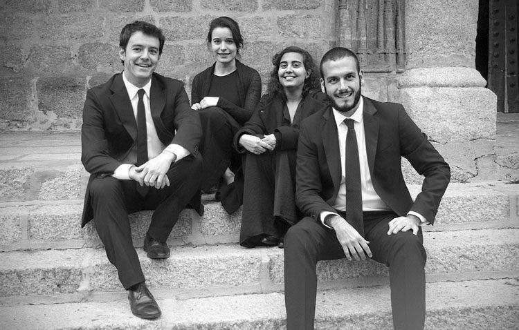 El cuarteto Francisco de Goya abre el ciclo de conciertos del año cultural del Abate Marchena