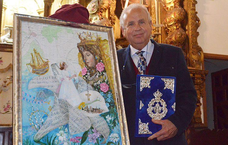 Enrique Montoya «Candela» pregona este viernes las Glorias de María en el santuario de Consolación