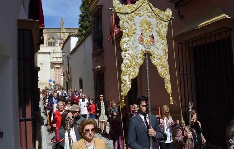 Elecciones en la hermandad sacramental de Santa María