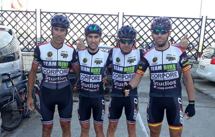 El ciclista Raúl Nieto consigue doblete en el «Gran premio ciclista Chiclanero»