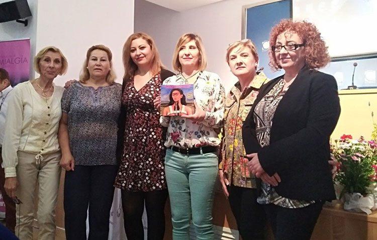 Un reconocimiento a la labor de la asociación de afectados de fibromialgia