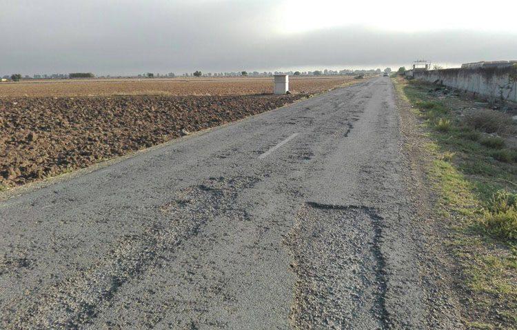 Confederación Hidrográfica del Guadalquivir acometerá el arreglo de las carreteras de Trajano y Pinzón