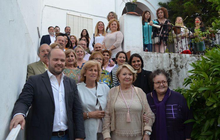 Un reconocimiento de Cruz Roja a sus empresas socias, donantes y colaboradoras en Utrera