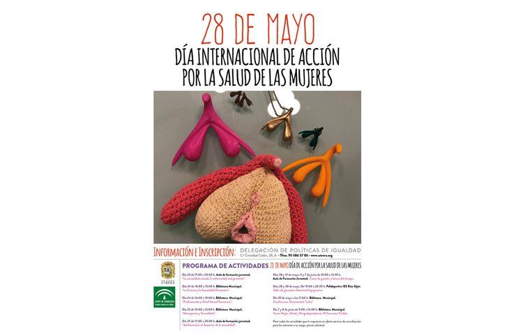 Diversas actividades en Utrera para conmemorar el Día Internacional de Acción por la Salud de las Mujeres