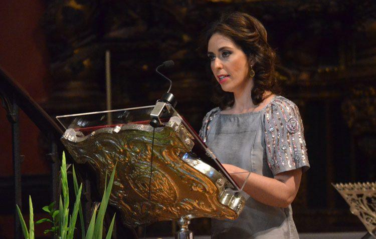 Una exaltación profunda de una cristiana comprometida anuncia la fiesta del Santísimo Sacramento