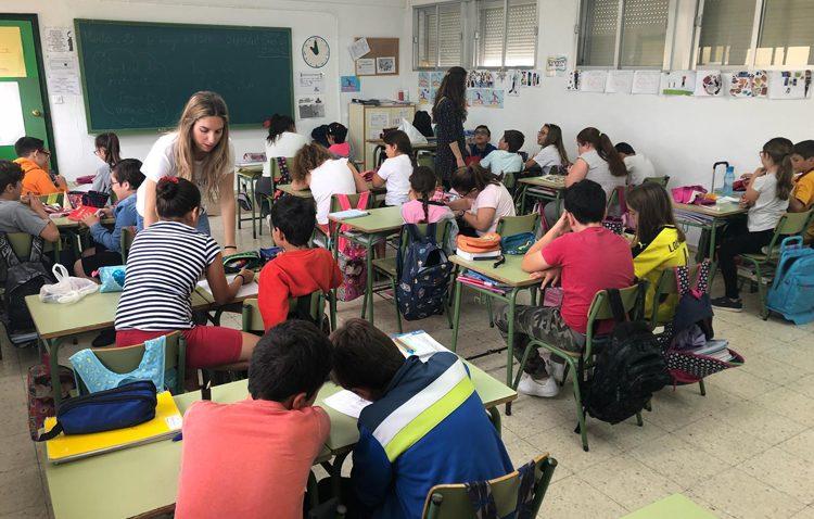 Actividades para el fomento de la lectura para casi 700 escolares