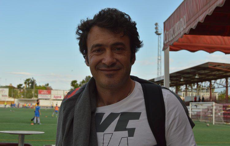La renovación de Jesús Galván con el Club Deportivo Utrera, casi cerrada