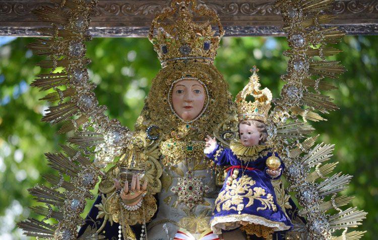 El Consejo de Hermandades de Utrera retoma el proyecto de un monumento para la Virgen de Consolación