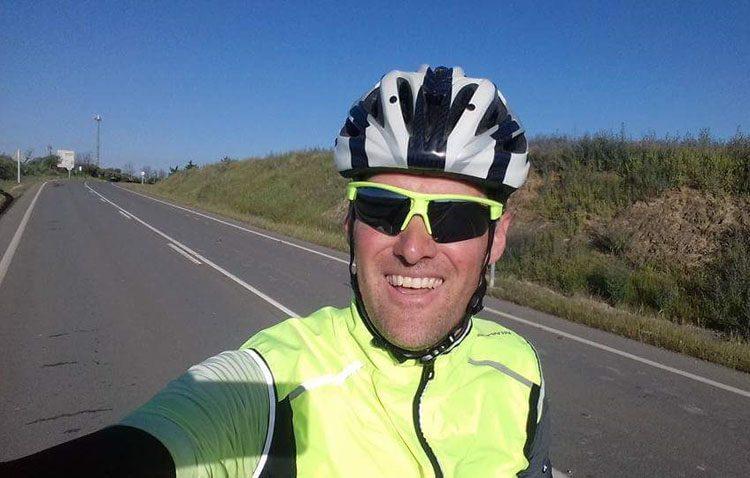 Reto ciclista de 24 horas en Utrera, a favor de la investigación contra el cáncer