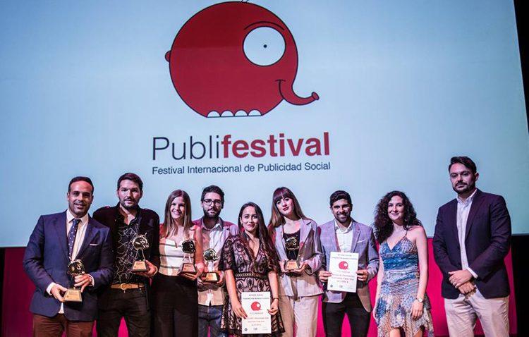 La agencia de publicidad utrerana Maruja Limón, en el «top tres» nacional con seis premios en el Publifestival
