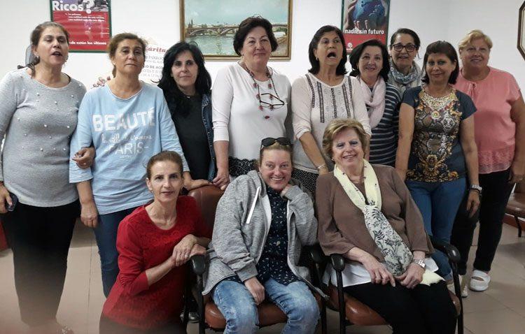Cáritas de Santiago clausura un nuevo curso de sus talleres