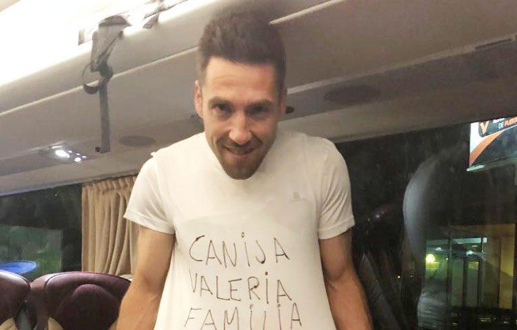 El futbolista utrerano Carlos Valverde asciende a Segunda División con el Extremadura