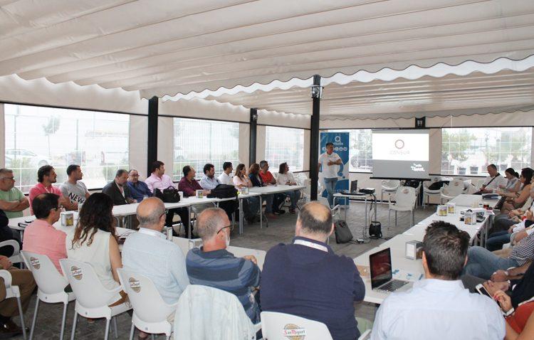 Censur cambia el formato de sus encuentros empresariales y se abre a la presencia de más empresas