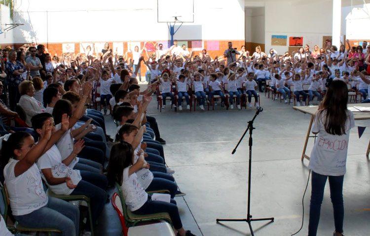 Un recorrido por las emociones para que los alumnos del colegio Sagrado Corazón «se acepten a sí mismos»