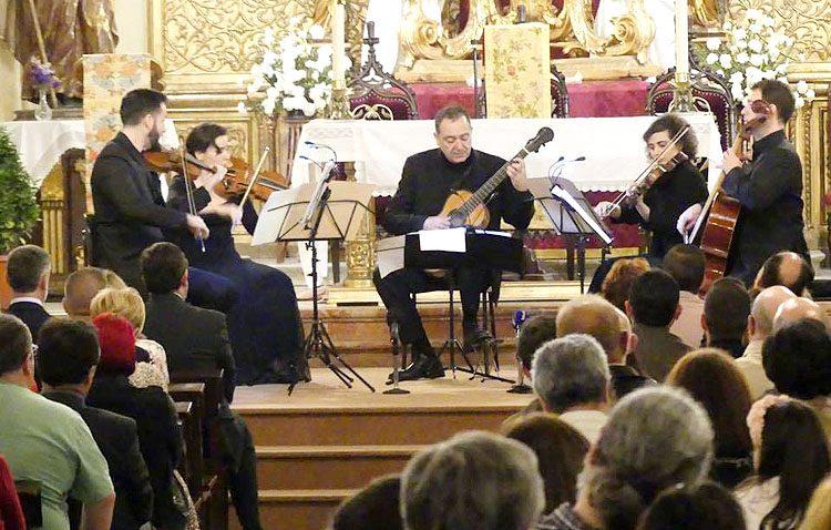El Ayuntamiento eleva a 11.000 los asistentes a los eventos del primer trimestre del año del Abate Marchena